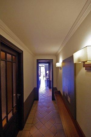 melia hacienda del conde a gauche la salle de bain puis le vestiare au