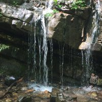 photo7.jpg - Picture of Roaring Run falls and Furnace ...