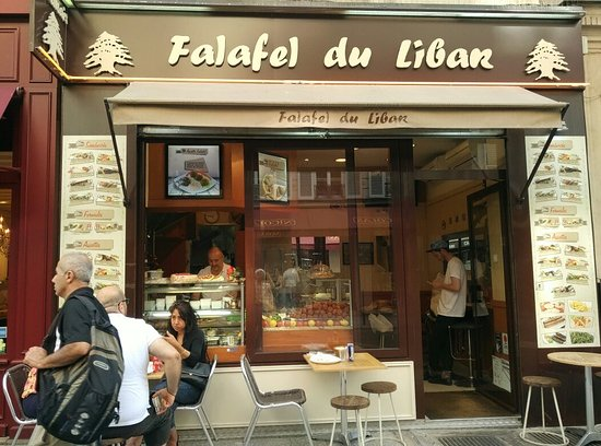 Falafel du Liban Parigi  Le Marais  Ristorante