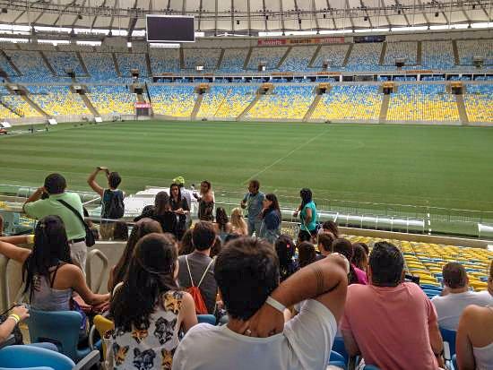 Resultado de imagem para TOUR maracanã