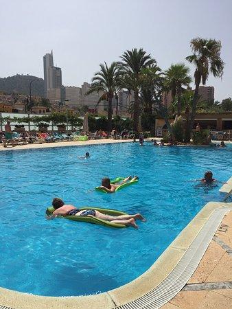 Photo3 Jpg Picture Of Hotel Levante Club Spa Benidorm