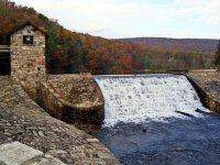 Greenwood Furnace State Park - Picture of Greenwood ...