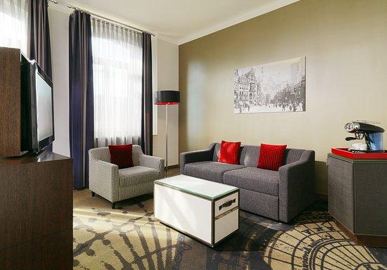 Junior Suite Picture Of Le Meridien Grand Hotel Nuremberg