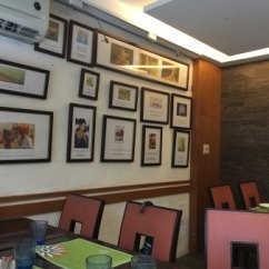 Kitchens Of India Kitchen Pot Racks 馬友友印度廚房 Zhongshan District马友友印度厨房 素食餐厅的图片 马友友印度厨房 素食餐厅照片