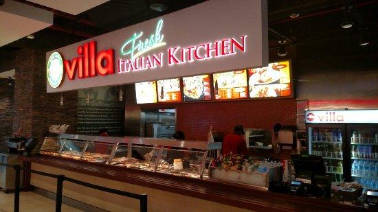 Villa Italian Kitchen Miami  2100 NW 42nd Avenue