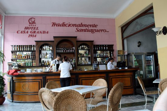 Hotel Casa Granda Restaurant Santiago de Cuba  Restaurant Reviews Phone Number  Photos