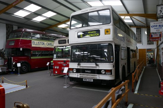 Oxford Bus Museum - Picture of Oxford Bus Museum, Witney - Tripadvisor