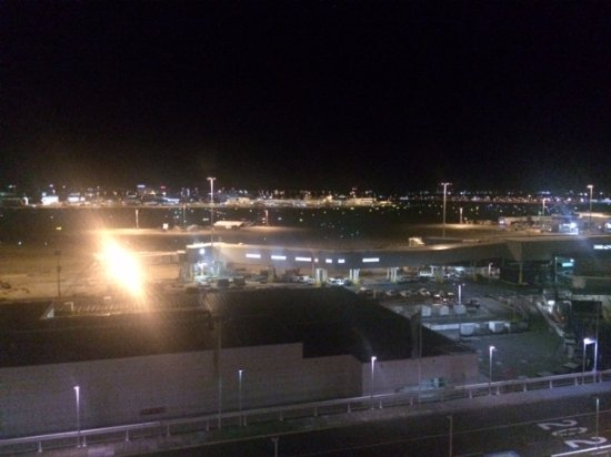 Sydney International Airport By Night Picture Of Rydges