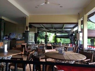 restaurant cafe inside garden resto bogor grand tripadvisor