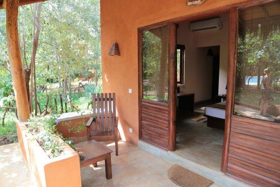 Nice Place To Relax Picture Of Kuwera Eco Lodge Sigiriya