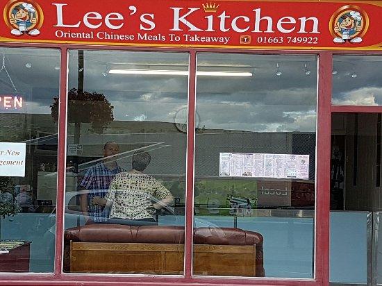 Lees Kitchen New Mills  Restaurant Reviews Phone