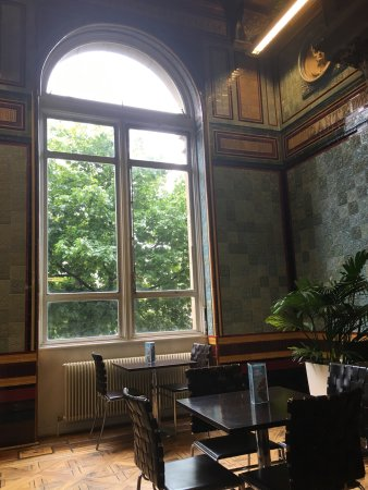 The Tiled Hall At Leeds Art Gallery Restaurant Reviews