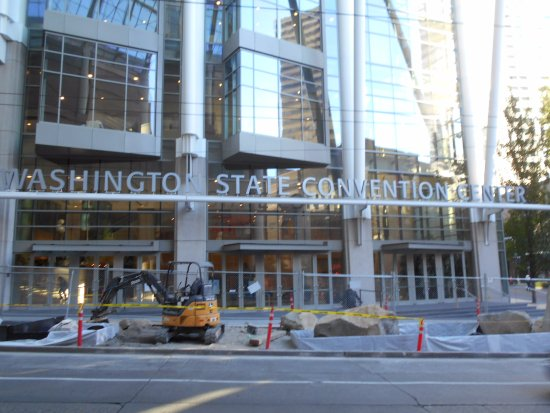 Washington State Convention Center Seattle 2019 All