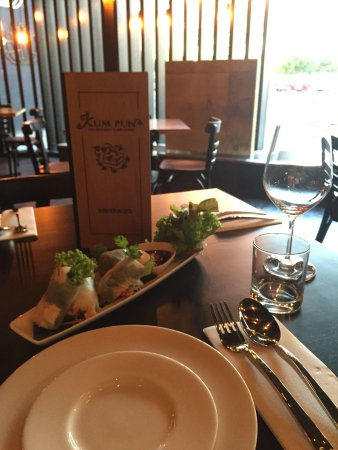 Kum Pun Thai Restaurant & Beer Garden. Christchurch - Restaurant Reviews. Phone Number & Photos - TripAdvisor