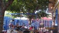 El Patio's patio. - Picture of El Patio De Albuquerque ...