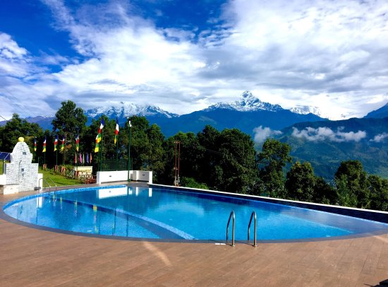 Excellent Snow Mountain View Hotel In Pokhara Review Of