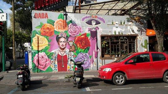 Foto de Lucerna Comedor Ciudad de Mxico 20161010_164539