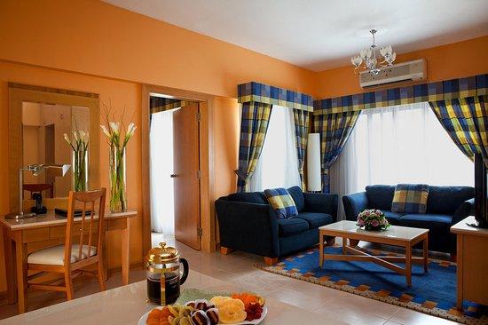 Golden Sands Hotel Apartments Dubaj