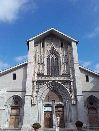 Cathédrale Saint-françois-de-sales De Chambéry : cathédrale, saint-françois-de-sales, chambéry, Cathédrale, Chambéry, Picture, Saint-Francois-De-Sales,, Chambery, Tripadvisor