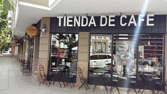 Tienda de Cafe Buenos Aires  Elcano 3190 El Centro