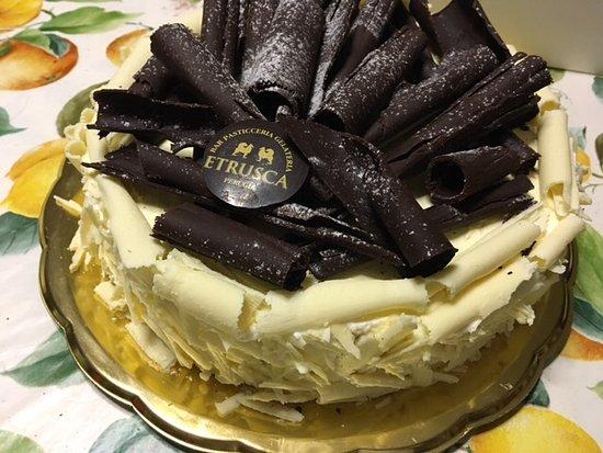 La Torta Di Compleanno Per I 40 Anni Di Francesca Picture