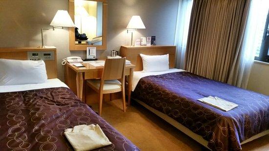 Clean Reasonably Priced Hotel Near Jr Shin Osaka Station