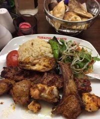 Turkish Kitchen - Picture of Turkish Kitchen, Peterborough ...