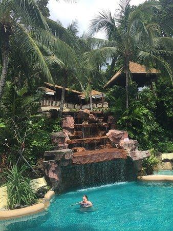 Pool Villa Main Pool And Karon Beach Picture Of Centara