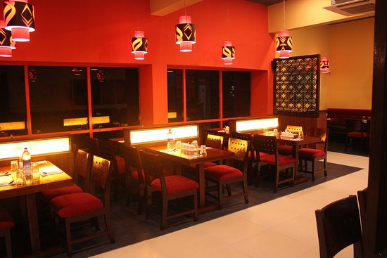 Wangs Kitchen, Perambalur