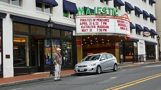 The Majestic Theater (Gettysburg)