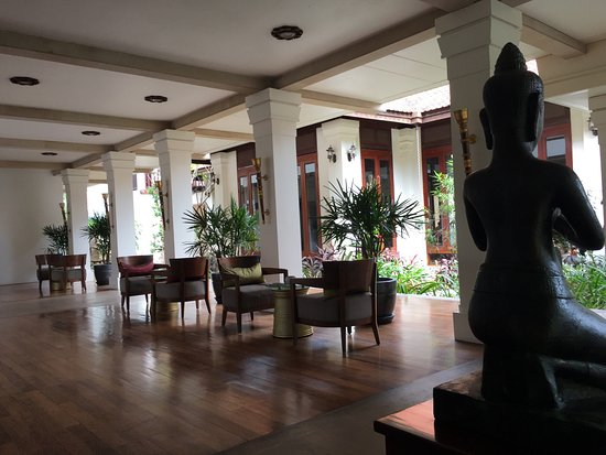 In Hotel Massage And Spa Picture Of Anantara Angkor Resort