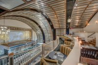 Webb Custom Kitchen Upper Balcony - Picture of Webb Custom ...