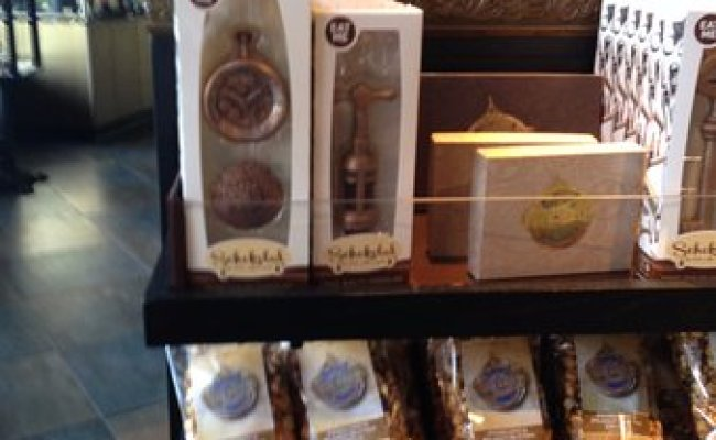 Gift Shop Goodies At The Chocolate Emporium Picture Of