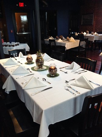 chair cover rentals findlay ohio steel easy the gathering restaurant reviews phone number photos all 6