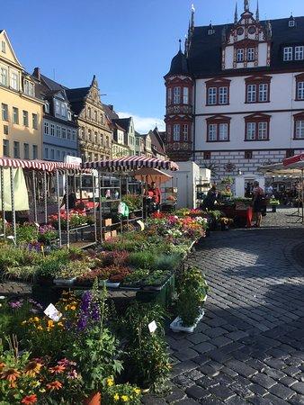 Stadthaus Coburger Marktplatz  Bild von Marktplatz Coburg  TripAdvisor