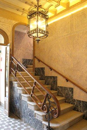 Gauds houses  Picture of Gaudi House Museum Barcelona  TripAdvisor