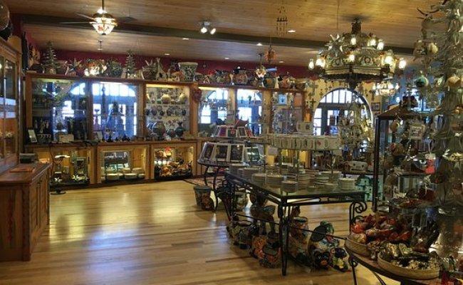 Lots Of History Review Of La Posada S Unique Gift Shops