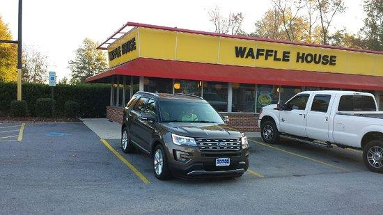 Waffle House Greenville Nc
