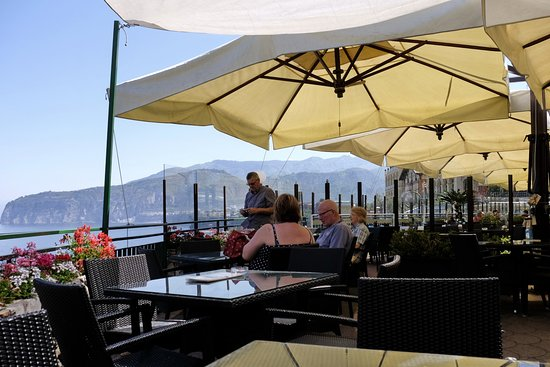 Foreigners Club Sorrento  Picture of Terrazza delle