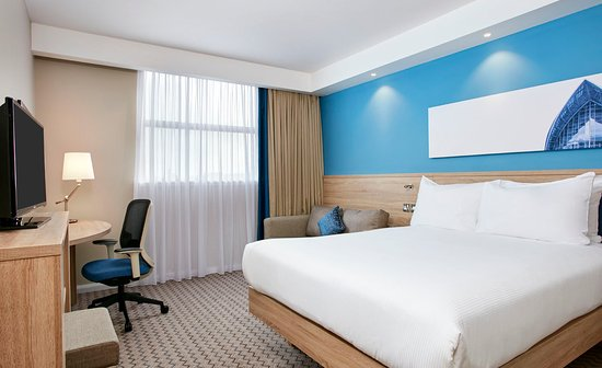 New Hotel At Briston Uk Airport Review Of Hampton By