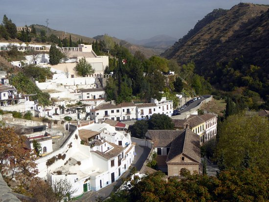 Roma Gypsies Review Of Sacromonte Granada Spain