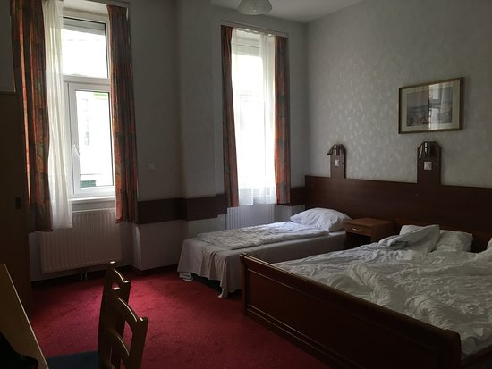 Don T Stay Here Review Of Hotel Terminus Vienna Austria
