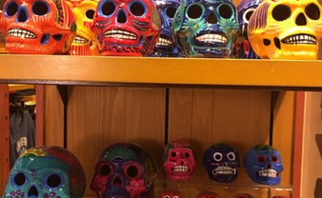 Mexican Themed Dia De Los Muertos Goodies From The Gift