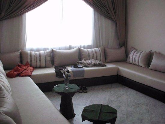 2 Grosser Salon Picture Of Residence Amwaj Agadir