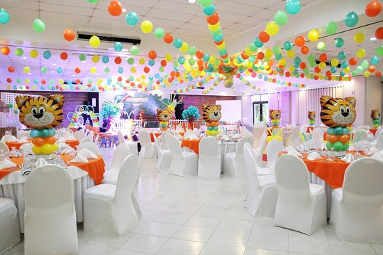 Birthday Setup Picture Of Batangas Country Club Batangas