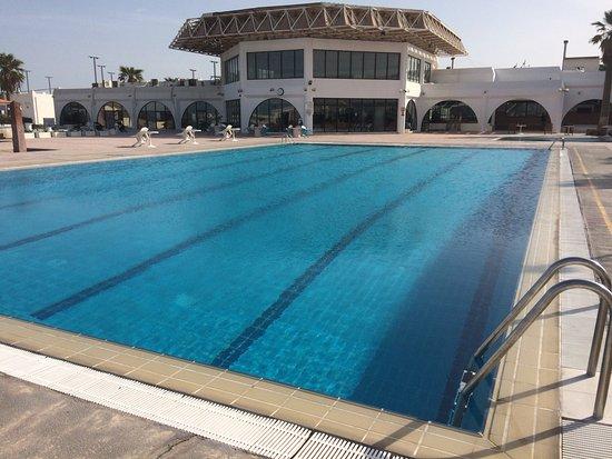 oasis beach club doha qatar  Review of Oasis Hotel And Beach Club Doha Qatar  TripAdvisor