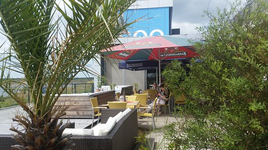 Cafe An Den IBA Terrassen Großräschen Restaurant Bewertungen