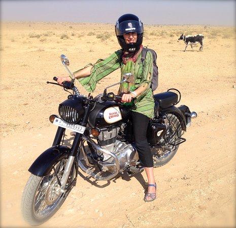 the best desert bike