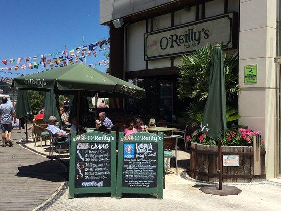 OReillys Irish Pub Picture Of Ocean Village