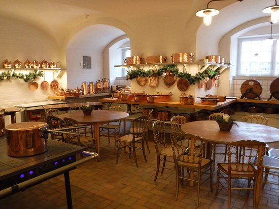 kitchen  Picture of Christiansborg Palace Copenhagen  TripAdvisor